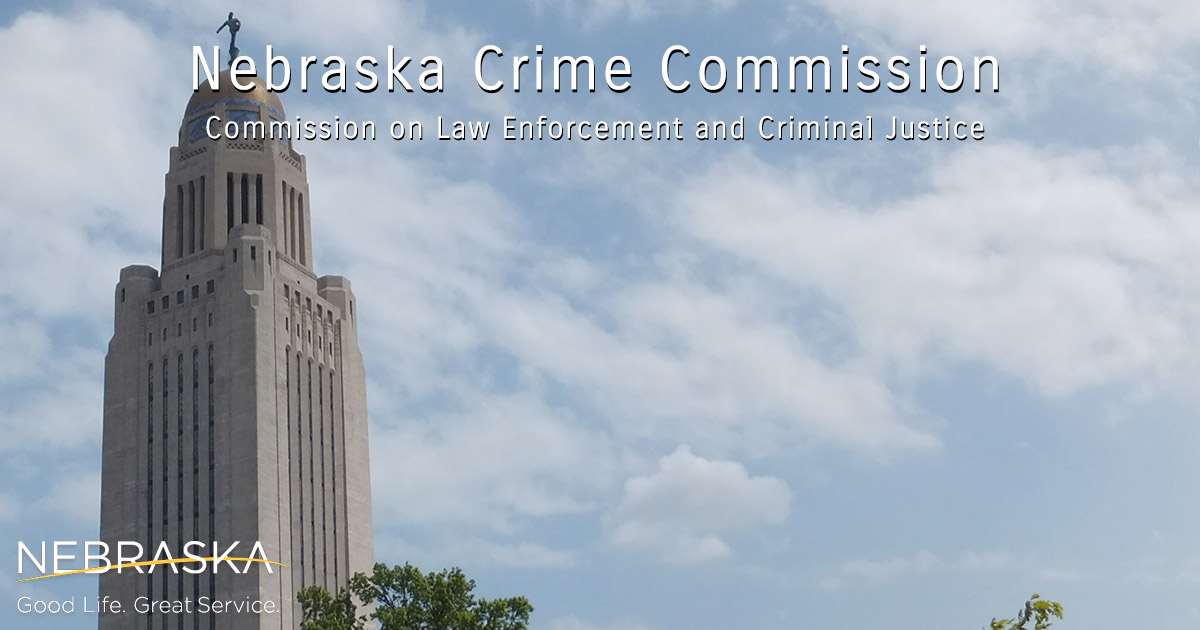 Divisions | Nebraska Crime Commission