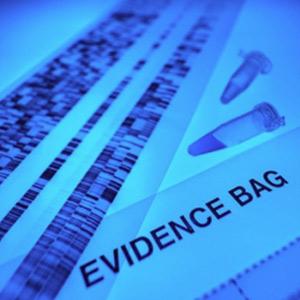 evidence bag photo